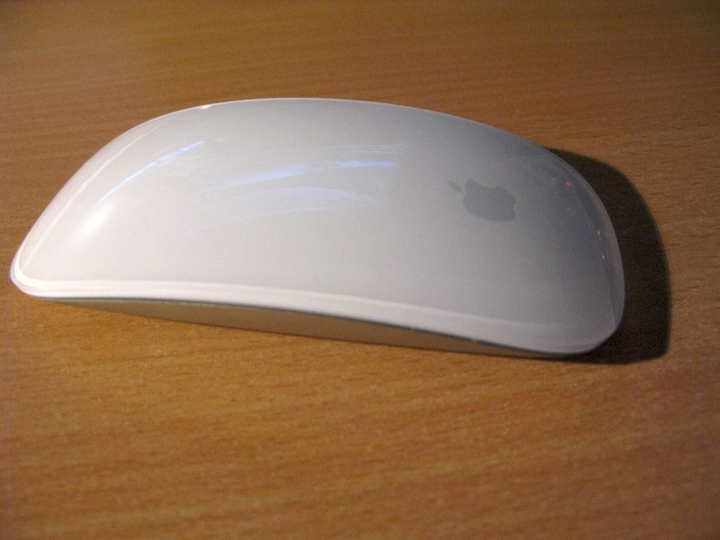 Reconnect A Disconnected Bluetooth Magic Mouse