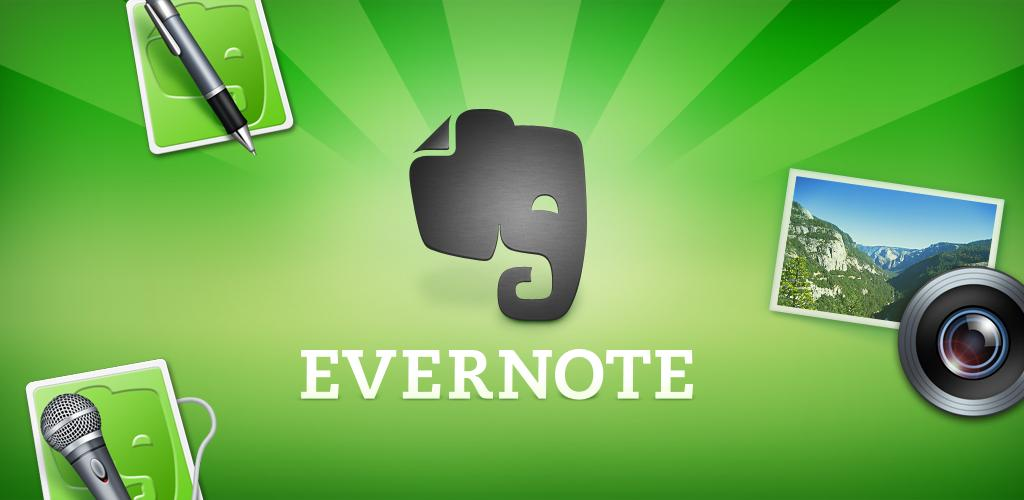 Evernote – All Your Notes Everywhere